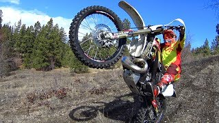 How To Ride Your Dirt Bike LIKE A PRO!