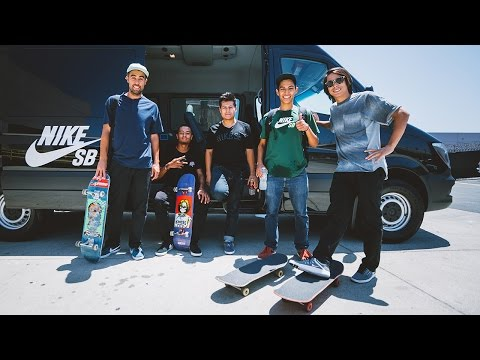 Go Skateboarding Day 2015 | Best Day Ever | Nike SB
