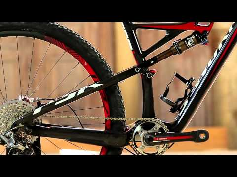The New Specialized Camber Trail Mountain Bike