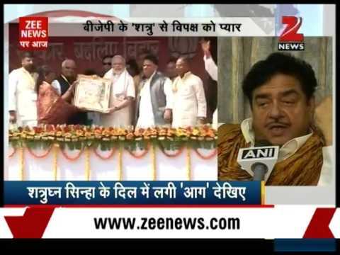 Bihar polls: BJP insulted Shatrughan Sinha, says Lalu Yadav