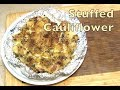 Stuffed Cauliflower, Tefal Cook4Me cheekyricho video recipe, ep. 1,242