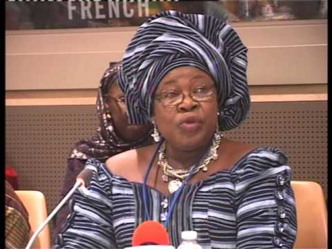 Ghana's participation in the 59th UN Session on the Status of Women.