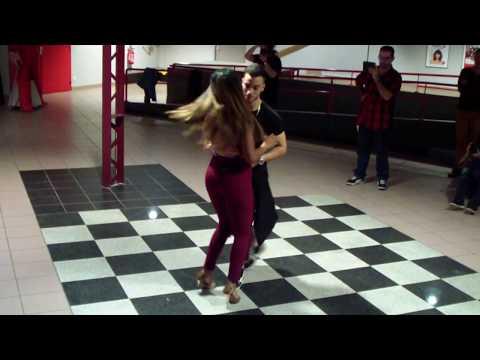 Kiz 'n' you Soirée 02. 12. 17 Azzedine & Allison Urban Kiz