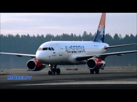 Ljubljana in Beograd znova povezana z letalsko povezavo