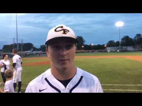 Cape Fear baseball: Jackson Parker interview