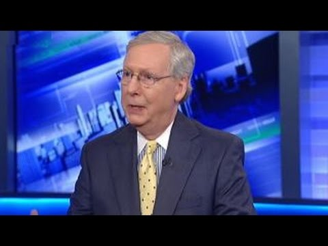 Mitch McConnell on how Trump will impact 2016 Senate races