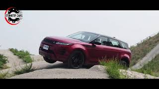 New Range Rover Evoque – The Original Luxury Compact SUV Evolved - Otomotif Cars