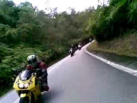 kawasaki zxr250 klawang ride(stage-3)