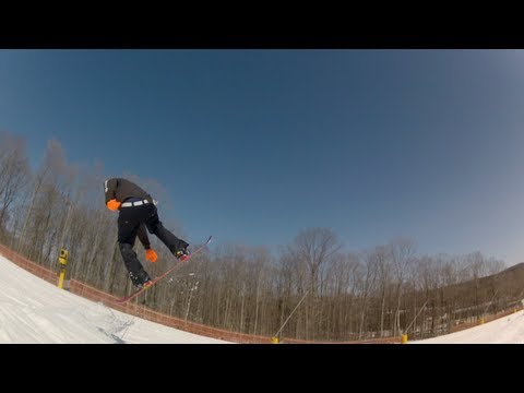 Freestyle Skiing/Snowboarding Park Edit 2013 - GoPro Hero 3