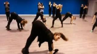 David Garcia - Rehearsal Sweet Night Girls 2013