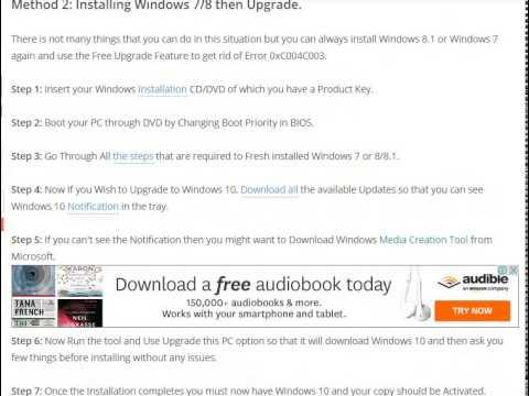 Код ошибки xc 4c 3 Windows 1 как исправить?