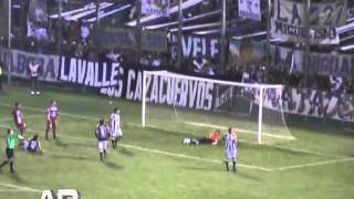 Juventud Antoniana 0 vs Central Norte 3 Resumen