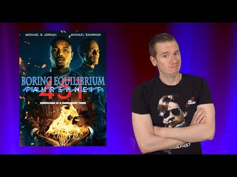 Fahrenheit 451 (2018) - The Dom Reviews