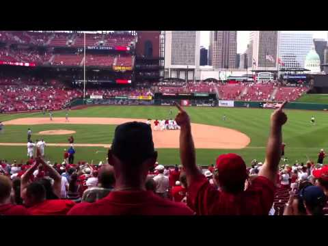Rafael Furcal Game Winner - July 8, 2012