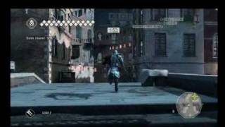 Assassin's Creed 2 Gameplay on ASUS K42JR