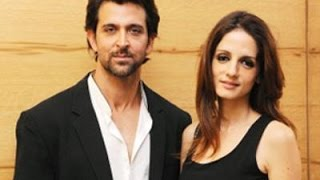 Ex-couple Hrithik Roshan and Sussanne Khan are getting back together ?