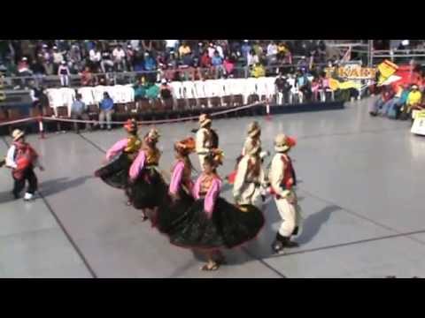 Imilla Muniri - Moquegua - Genero Danzas 2012 - TIKARY