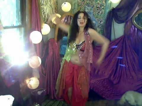 Hot Sexy Belly Dance Of Great Beauty Goddess,gypsy Ladykashmir video