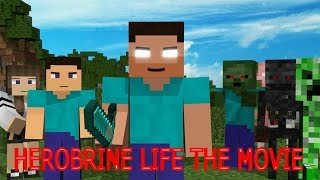 Herobrine Life: Full Animation - Minecraft Animation Movie