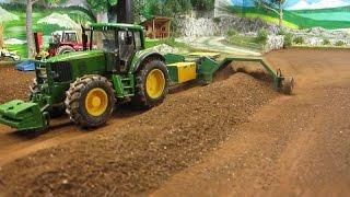 RC moc ciągnika I FARM Adventures: John -Deere z gigantycznym kompostu tokarz (siku rc) |RC moc ciągnika I FARM PRZYGODY: John -Deere z gigantycznym kompostu tokarz (siku rc)|mqdefault