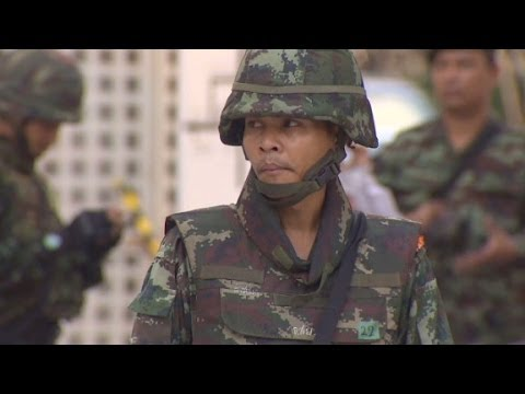 Thai coup threatens tourism