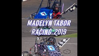 MADELYN TABOR RACING 2019 CHANNEL INTRO