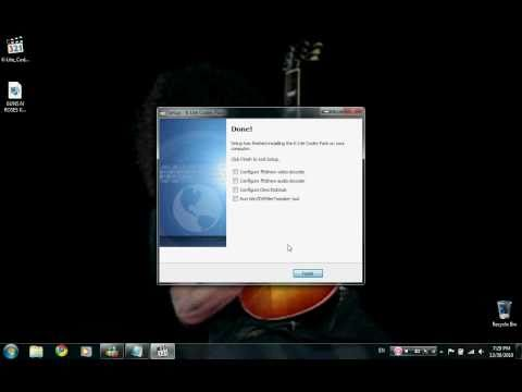 How to fix Windows Media Player error (Windows Media Player cannot play the file)