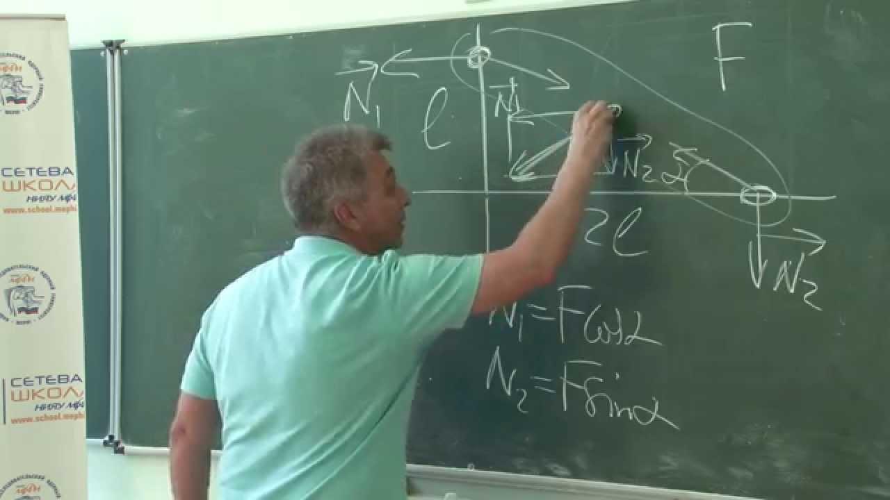 "Разбор заданий олимпиады ""Росатом"" по физике"