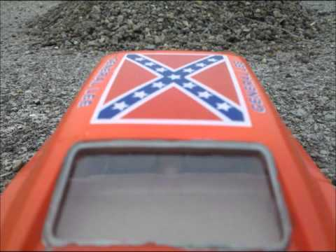 Building the General Lee - 1/25 scale MPC reissue