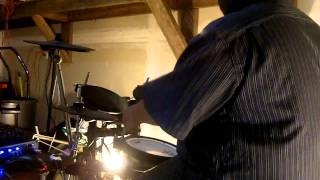 New Jerusalem Baptist Church Choir - Show Me The Way (Drum Cover)