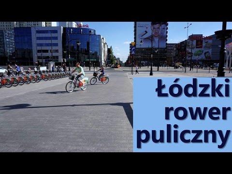 Łódzki Rower Publiczny I Aplikacja Nextbike - Łódź VLOG