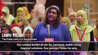 gadis kristen bertanya ? kenapa banyak orang masuk islam.
