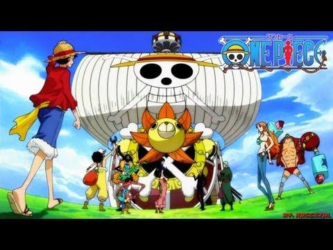 One Piece OST(Original Soundtrack) [Complete]