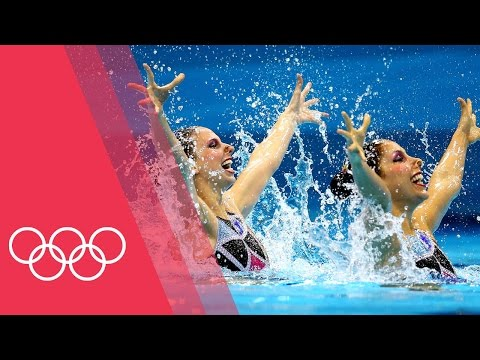The Secrets to Synchronized Swimming | Olympic Insider
