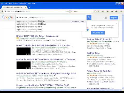 how to get video youtube page one Google