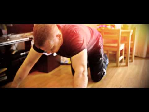 Pushup challenge training with 20kg RDX pro weight vest