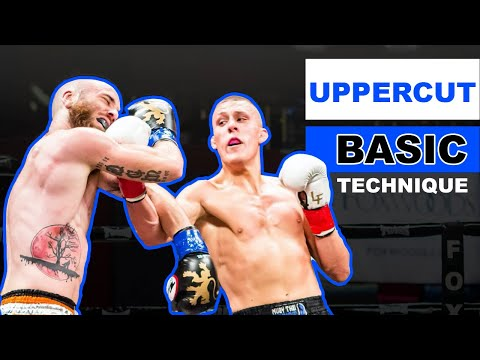 How To Throw An Uppercut - Basic Muay Thai Boxing Techniques Image 1