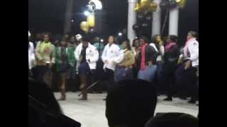 Savannah State University :Alpha Kappa Alpha @ Alpha Phi Alphi Probate (Fall2011)
