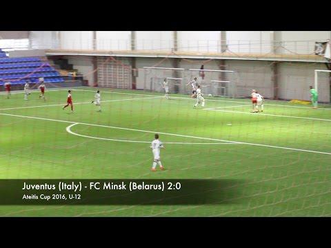Juventus - FC Minsk 2004