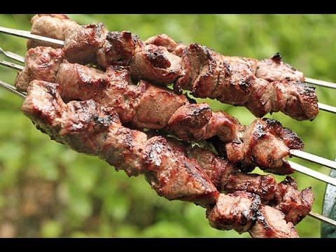 Самый вкусный шашлык из баранины. Рецепт маринада, чтобы мясо было мягким