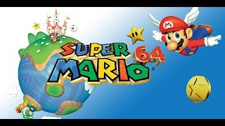 Super Mario 64 - 120 Stars- Pt. 11: How Difficult Will The Remaining 23 Be?! - MeleeMan 14 - 5/17/19