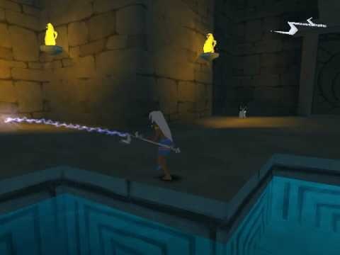 Let's Play Disney's Atlantis: The Lost Empire - Part 12A: Teleportation.