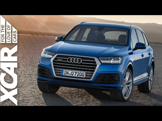 2016 Audi Q7: Top 10 Things You Need To Know - YouTube
