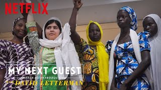 Malala Yousafzai on Empowering Local Leaders | My Next Guest Needs No Introduction | Netflix