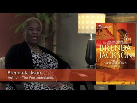 Author Brenda Jackson