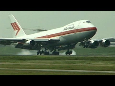 Aviation Memories AMSTERDAM SCHIPHOL AIRPORT (2000)