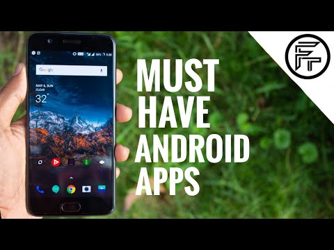 Top 5 Latest UNIQUE Android Apps | Best 5 Android APPS | 2018 | Must have