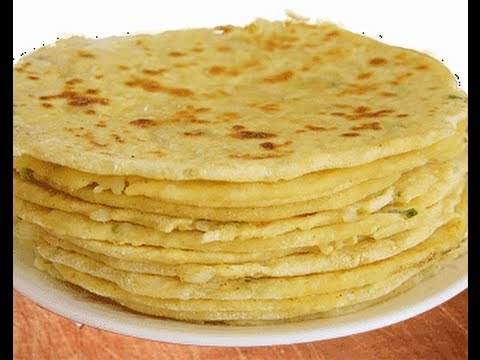 Dal Parantha recipe (Paratha). Indian Flatbread recipe
