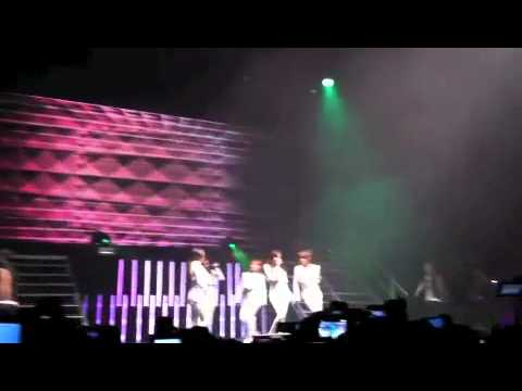 [fancam] 4 Minute Performing I My Me Mine [united Cube In London 051211] video