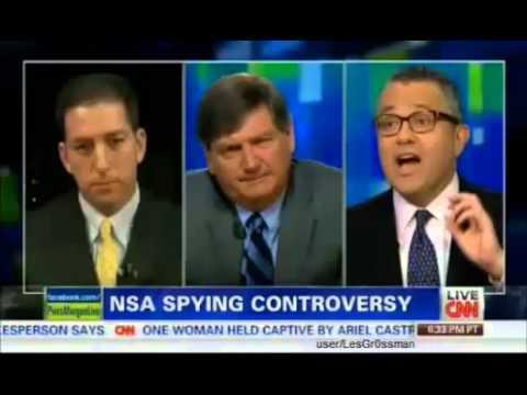 Glenn Greenwald on Piers Morgan On XKEYSCORE Greenwald OWNS Toobin AGAIN! 7/31/13